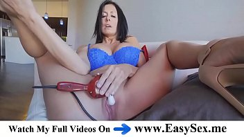 pussy wide open Jodi west son help mum in computer