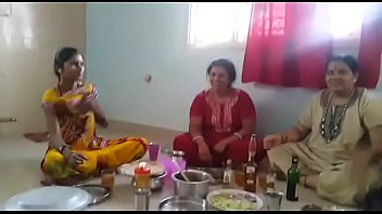 village with aunty indain outside fucking Raunchy chick gobbles down this throbbing skin flute