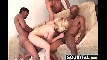 latina squirt hairy Pick up 2 granny
